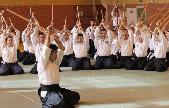 Международный семинар по айкидо под руководством Номура Наоми завершился