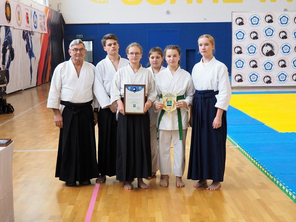 X Фестиваль Айкидо Айкикай Московской области